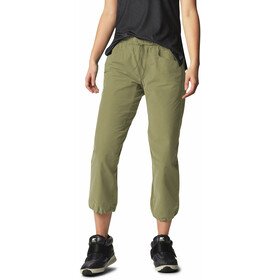 Mountain Hardwear Wondervalley Pantalones Mujer, light army